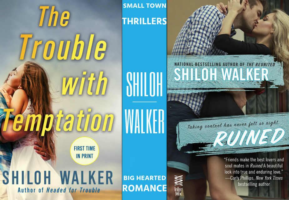 Small Town Thrillers, Big Hearted Romance