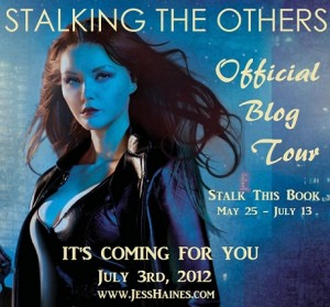 Stalking the Others Blog Tour Button