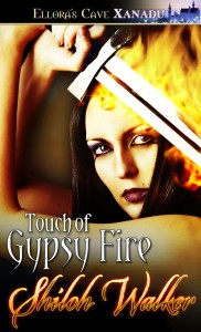 Touch of Gypsy Fire
