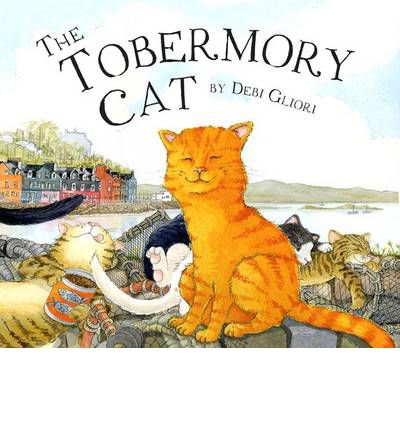 The Tobermory Cat - image via The Book Depository