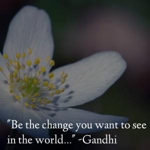 ghandi quote | image via dreamstime free