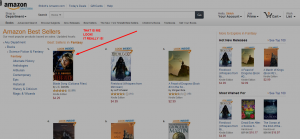 Amazon Best Sellers  best Fantasy