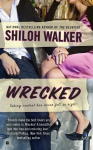 Wrecked - Tattooed Heroes Romance Novels