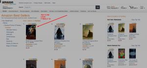 Amazon Best Sellers  best Fantasy