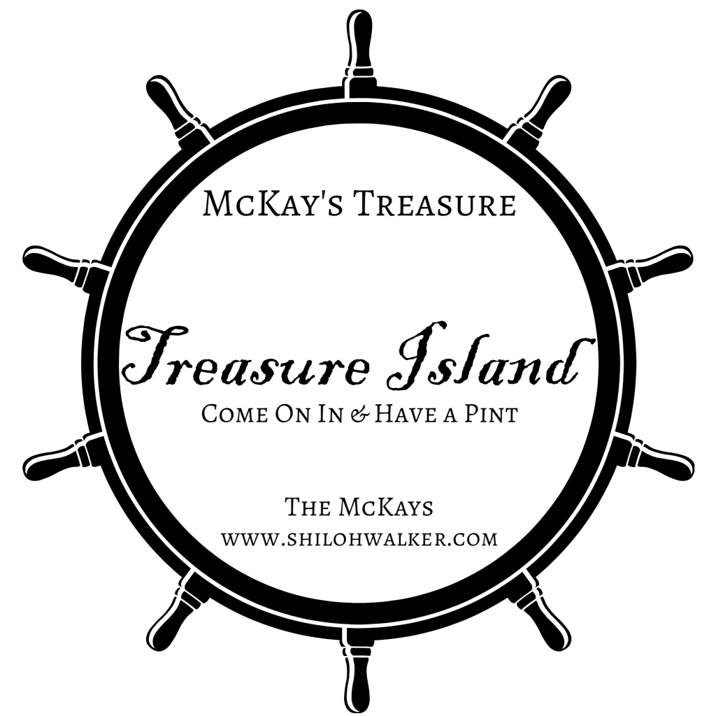 McKay's Treasure Shiloh Walker Romantic Suspense