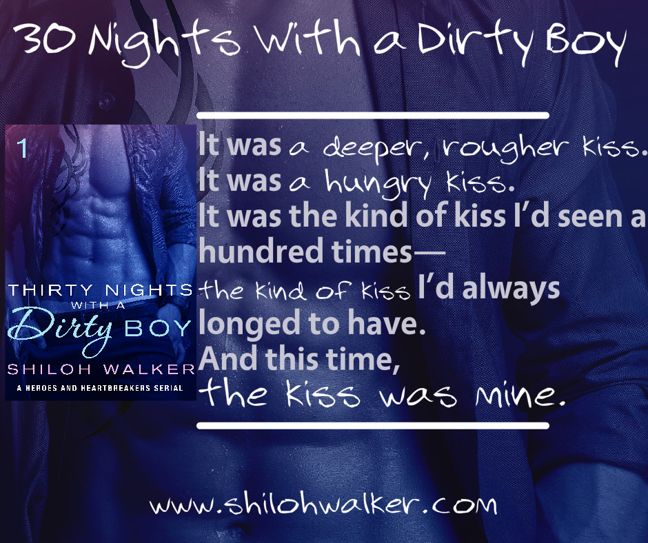 Thirty Nights With A Dirty Boy