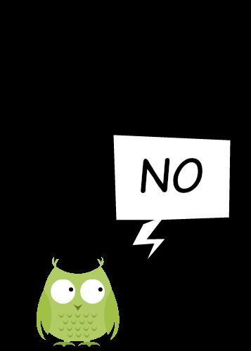 owl, no