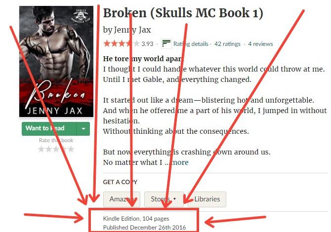 Broken Jenny Jax published 2016