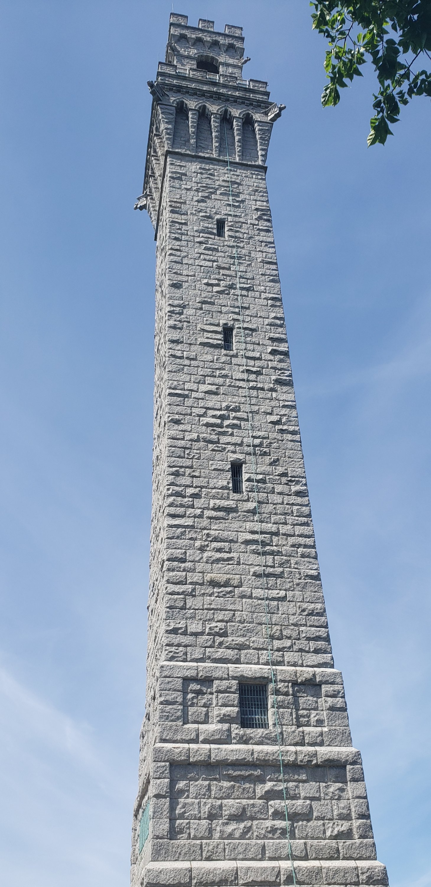 Pilgrim Monument Tower in Provincetown