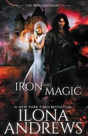 Iron Magic, Ilona Andrews