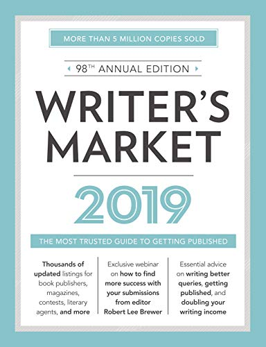 2019 Writer's Market, 98th Edition
